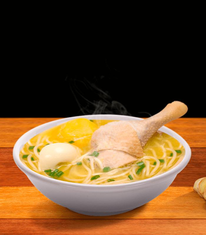 Cómo Preparar Caldo De Gallina Receta Peruana Fácil Recetario Sibarita